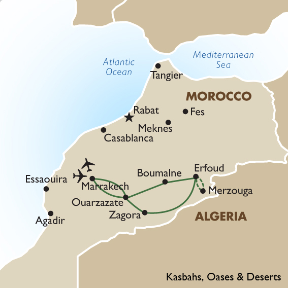 Tailor made morocco tour customized tour planning tour of morocco 3
