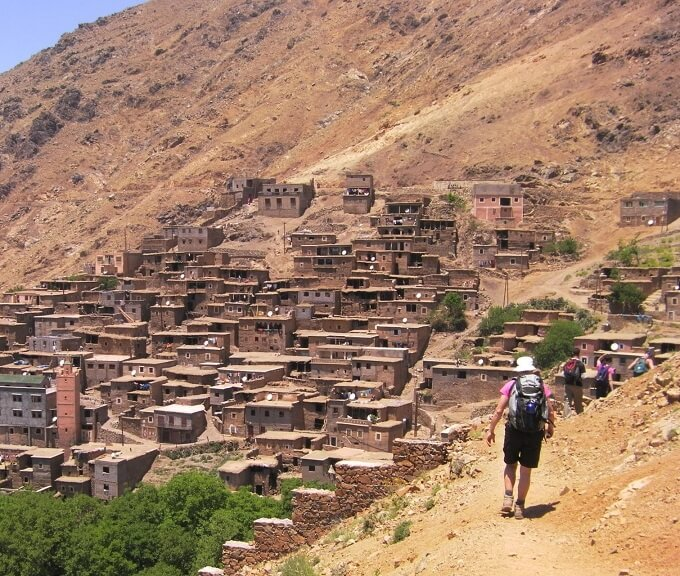 Trekking Morocco expeditions from Marrakech