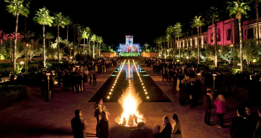 DMC in Morocco best venues Gala dinner venue marrakech morocco